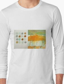 paperbag abstract Long Sleeve T-Shirt