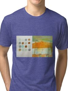 paperbag abstract Tri-blend T-Shirt