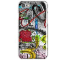 Graffiti #86 iPhone Case/Skin