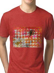 Talking Tough Tri-blend T-Shirt