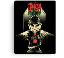 Jason krueger Canvas Print