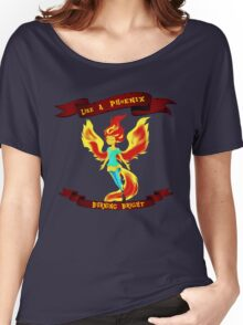 Like A Phoenix Women's Relaxed Fit T-Shirt