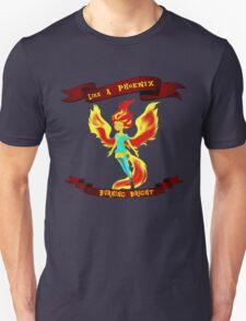 Like A Phoenix Unisex T-Shirt