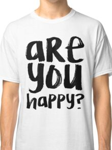 Bo Burnham - Are You Happy? Classic T-Shirt