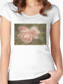 Faded Love ~ I Still Think of You...  Women's Fitted Scoop T-Shirt