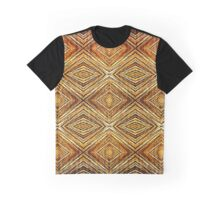Memories of Woven Grass, Straw Graphic T-Shirt