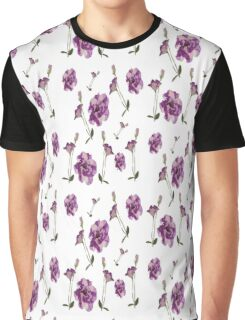 Spring garden flowers Graphic T-Shirt