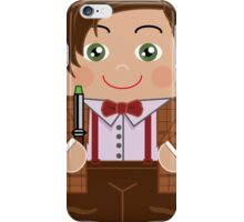 Dr Who #11 iPhone Case/Skin