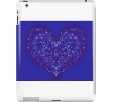 Rorschach Heart iPad Case/Skin