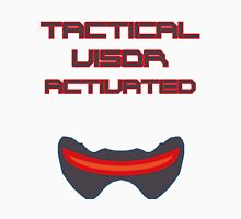 Tactical visor activated Unisex T-Shirt