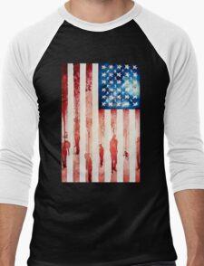 New Age Of Slavery Men's Baseball ¾ T-Shirt