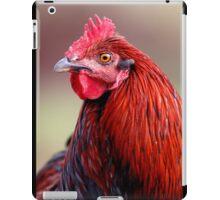 Redhead iPad Case/Skin