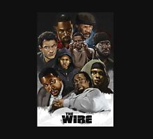 The wire characters Unisex T-Shirt