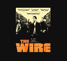 The wire TV series Unisex T-Shirt