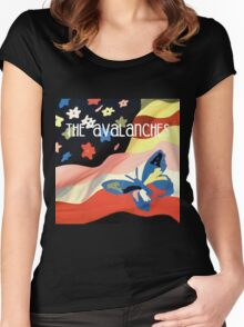The Avalanches Women's Fitted Scoop T-Shirt