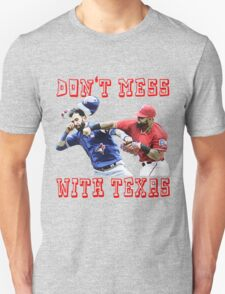 Don't Mess With Texas Unisex T-Shirt