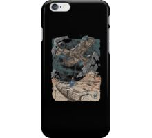 Firefly and the Blue Box iPhone Case/Skin
