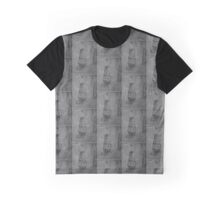 Boy with a Dog Graphic T-Shirt