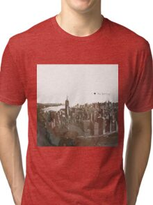 New York City landscape Tri-blend T-Shirt