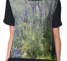 The Road to the Otways  Chiffon Top