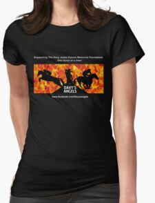 Davy's Angels Womens Fitted T-Shirt