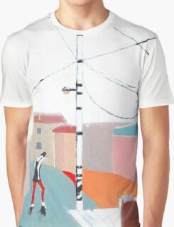 Dancing in the Street Graphic T-Shirt