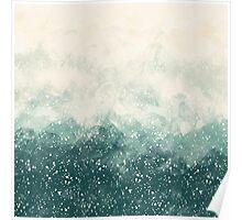 Snowy Summer Poster