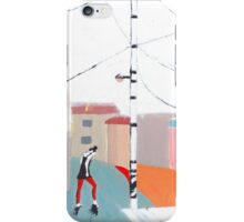 Dancing in the Street iPhone Case/Skin