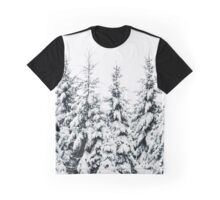 Snow Porn Graphic T-Shirt