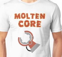 Molten core! Unisex T-Shirt