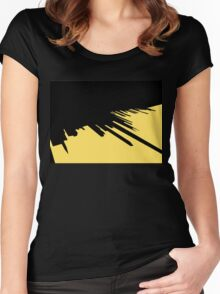 City of Shadows Women's Fitted Scoop T-Shirt