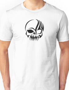 Tribal Skull Unisex T-Shirt