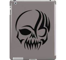 Tribal Skull iPad Case/Skin