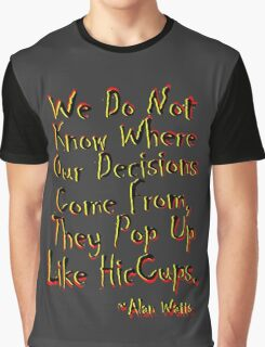 where do they come from ??? Graphic T-Shirt