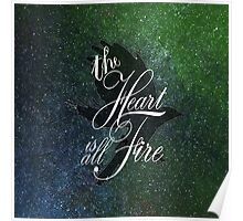 The Heart is All Fire Poster