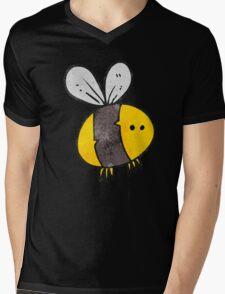 Bumble Bee Mens V-Neck T-Shirt