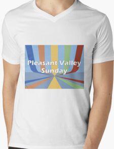 Pleasant Valley Sunday Mens V-Neck T-Shirt