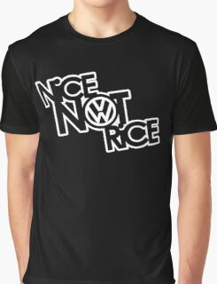 Nice Not Rice - VW Graphic T-Shirt