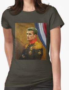 Antoine Griezmann Womens Fitted T-Shirt