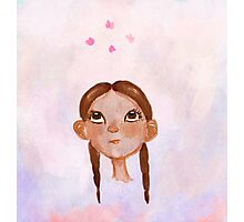 pastel thoughts Photographic Print