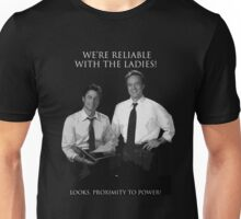 Hamilton x The West Wing - What Do We Have In Common? (ver 2) Unisex T-Shirt