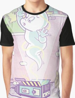 Ghost Trap Graphic T-Shirt