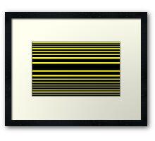 Bumble (Original) Framed Print