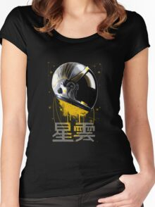 Cosmo Brush Women's Fitted Scoop T-Shirt