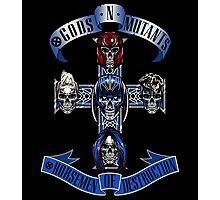 Gods N Mutants Photographic Print
