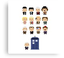 Tiny Doctors Canvas Print