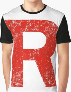 Rocket Graphic T-Shirt