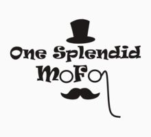 Splendid Mofo Kids Tee