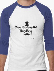 Splendid Mofo Men's Baseball ¾ T-Shirt