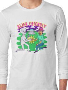 Alien Friendly 2.0 Long Sleeve T-Shirt